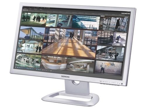 Новый CCTV монитор от Siemens Статьи КОНЦЕПЦИИ БЕЗОПАСНОСТИ Самара