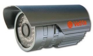 VC-310c IR уличная цветная видеокамера