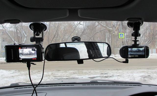 Procamru Автомобильные видеорегистраторы и спортивные
