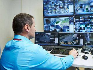 Картинка: системы видеонаблюдения